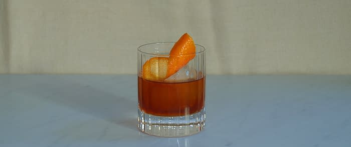 Chai Old Fashioned