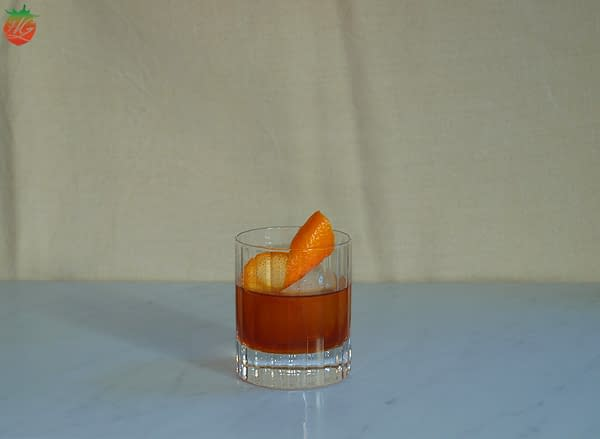 Chai Old Fashioned HortoGourmet